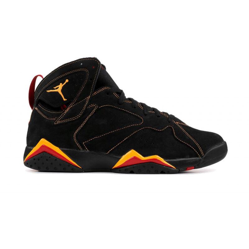 Air Jordan 7 Retro 'Citrus' Black/Citrus-Varsity Red 籃球鞋/運動鞋 (304775-081) 海外預訂