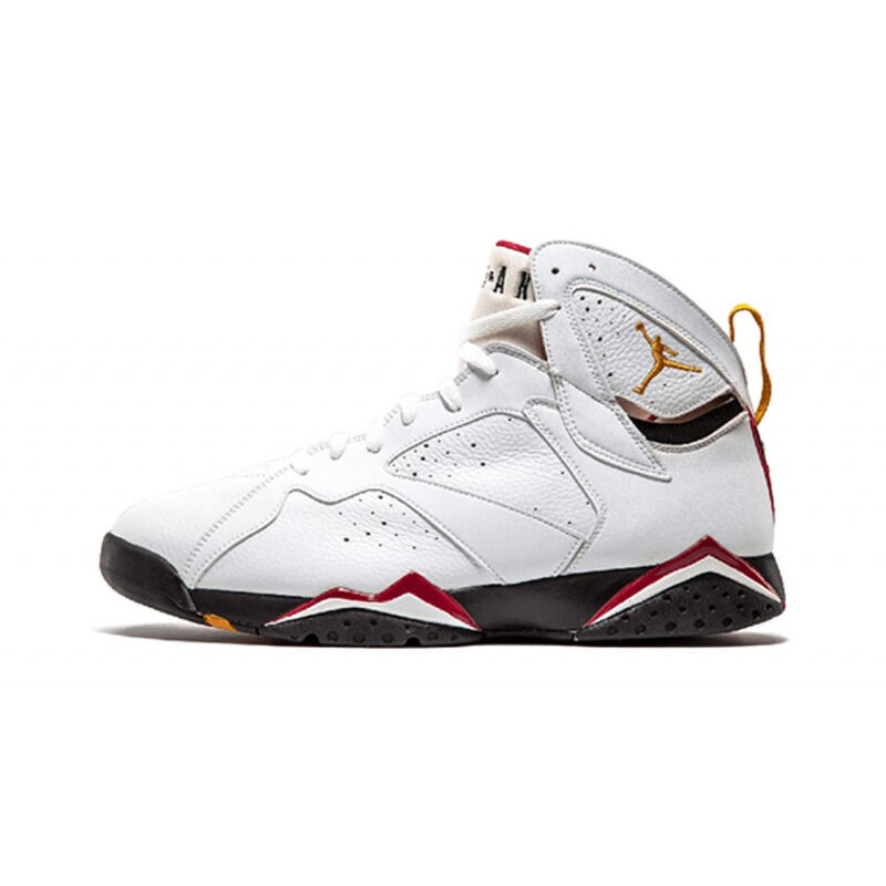 Air Jordan 7 Retro 'Cardinal' 2006 White/Black-Cardinal Red-Bronze 籃球鞋/運動鞋 (304775-101) 海外預訂
