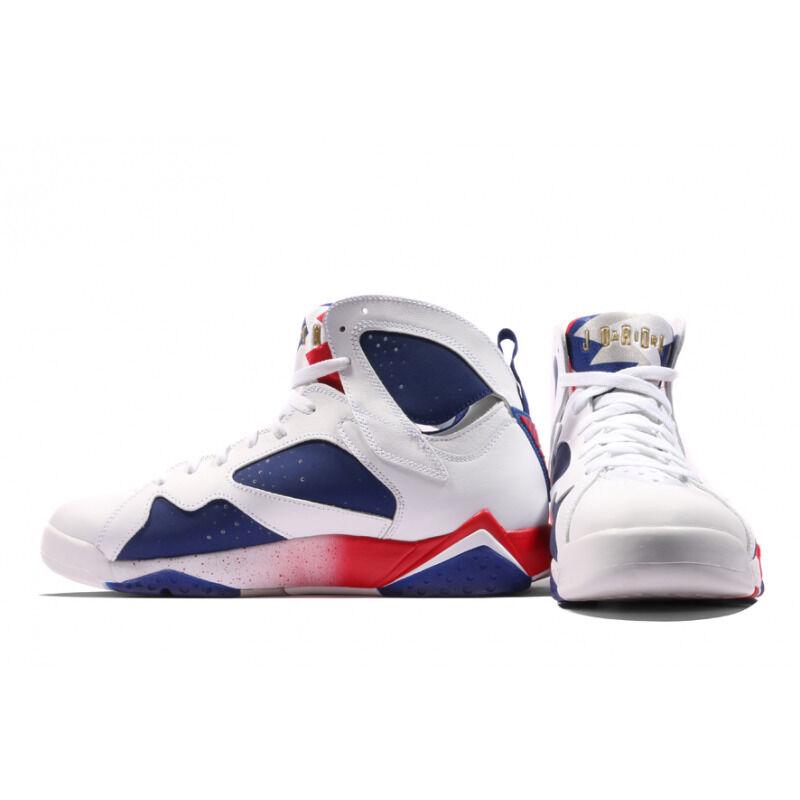Air Jordan 7 Retro Olympic Tinker Alternate 籃球鞋/運動鞋 (304775-123) 海外預訂