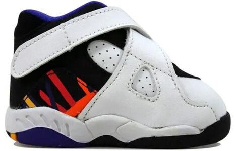 Air Jordan Retro 8 TD 'Three-Peat' White/Black-Bright Concord-Infrared 23 籃球鞋/運動鞋 (305360-142) 海外預訂