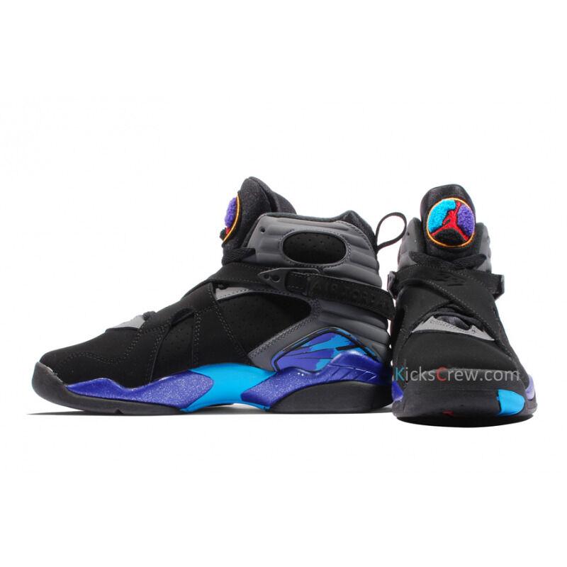 Air Jordan 8 Retro BG Aqua 籃球鞋/運動鞋 (305368-025) 海外預訂