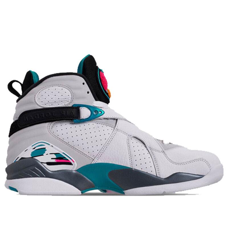 Air Jordan 8 Retro GS South Beach 籃球鞋/運動鞋 (305368-113) 海外預訂