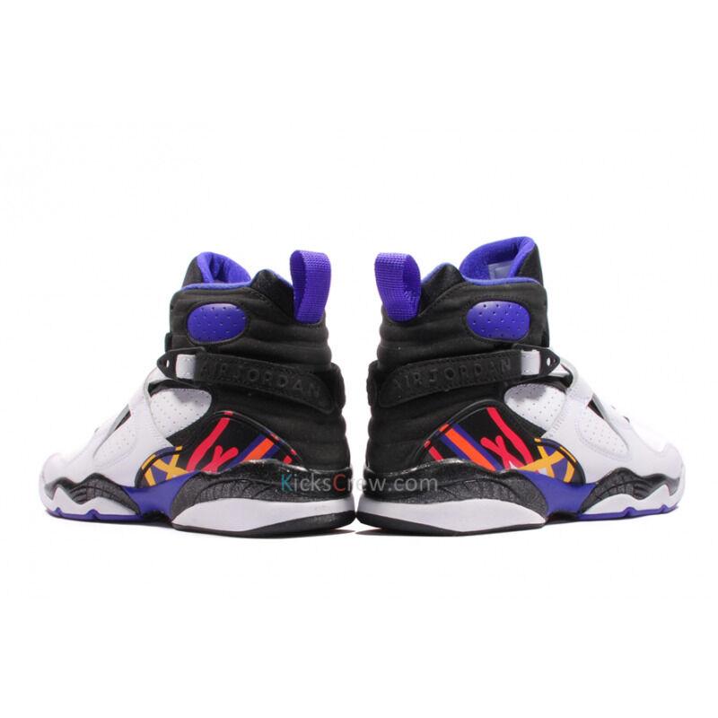 Air Jordan 8 Retro BG Three Times a Charm 籃球鞋/運動鞋 (305368-142) 海外預訂