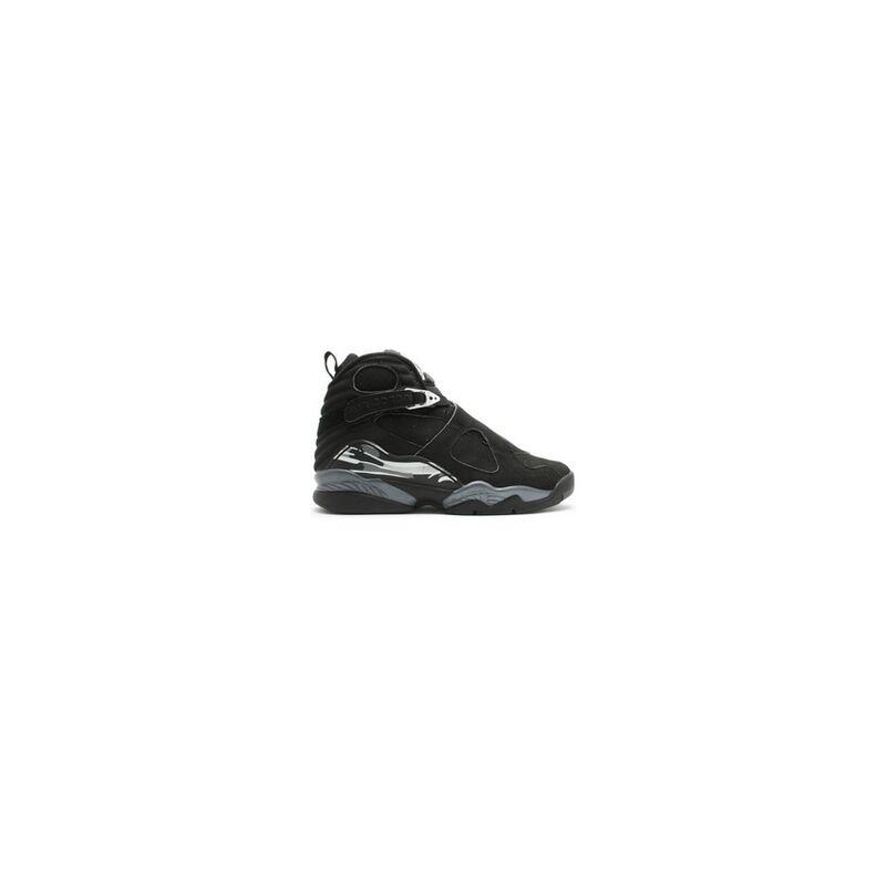Air Jordan 8 Retro 'Chrome' 2003 Black/Chrome 籃球鞋/運動鞋 (305381-001) 海外預訂