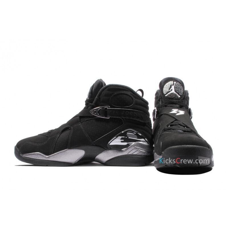 Air Jordan 8 Retro Chrome 籃球鞋/運動鞋 (305381-003) 海外預訂