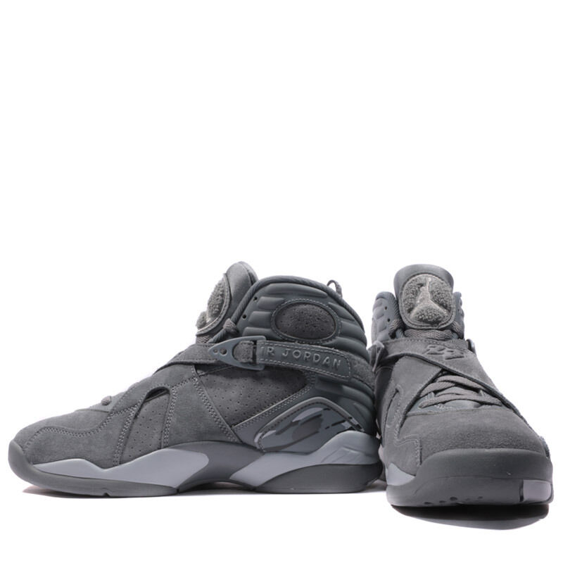 Air Jordan 8 Retro Cool Grey 籃球鞋/運動鞋 (305381-014) 海外預訂