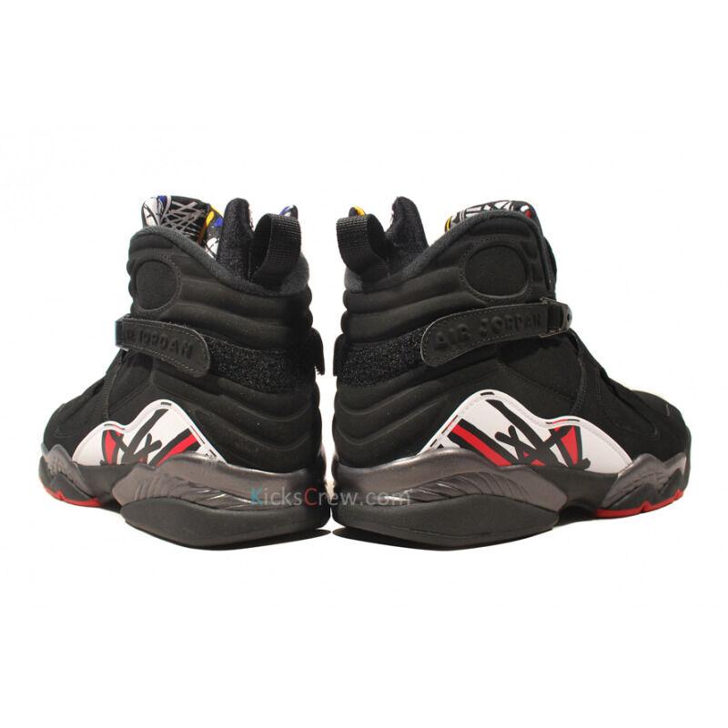 Air Jordan 8 Retro Playoffs 籃球鞋/運動鞋 (305381-061) 海外預訂