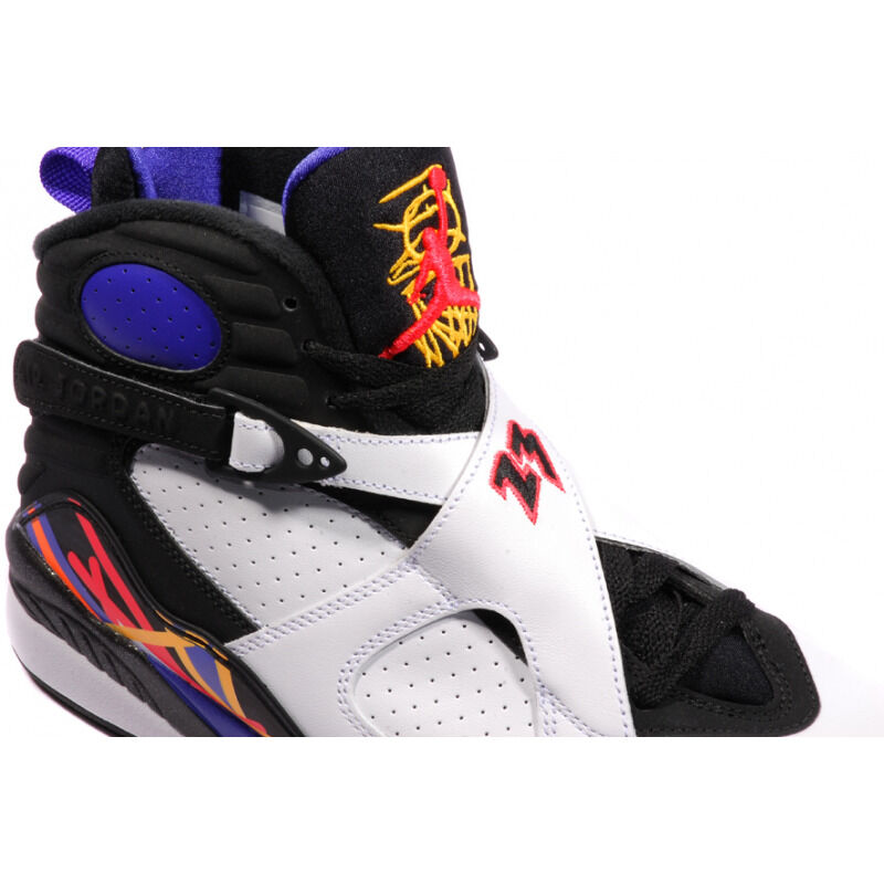 Air Jordan 8 Retro Three Times a Charm 籃球鞋/運動鞋 (305381-142) 海外預訂