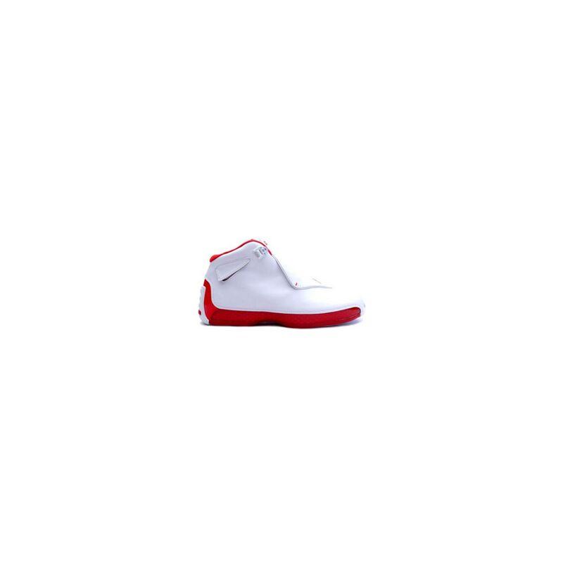 Air Jordan 18 OG 'White Varsity Red' White/Varsity Red 籃球鞋/運動鞋 (305869-161) 海外預訂