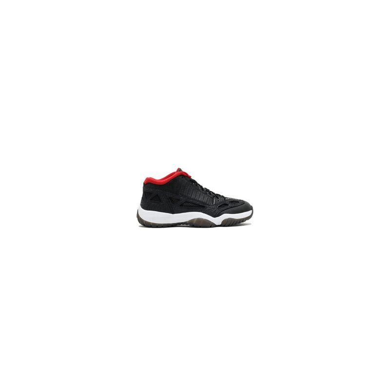Air Jordan 11 Retro Low 'IE' 2011 Black/Varsity Red-White 籃球鞋/運動鞋 (306008-001) 海外預訂