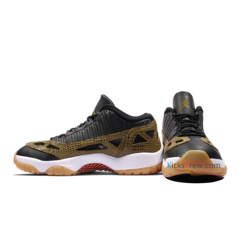 Air Jordan 11 Retro Low Croc 籃球鞋/運動鞋 (306008-013) 海外預訂