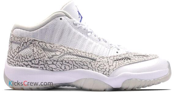 Air Jordan 11 Retro Low Cobalt 籃球鞋/運動鞋 (306008-102) 海外預訂