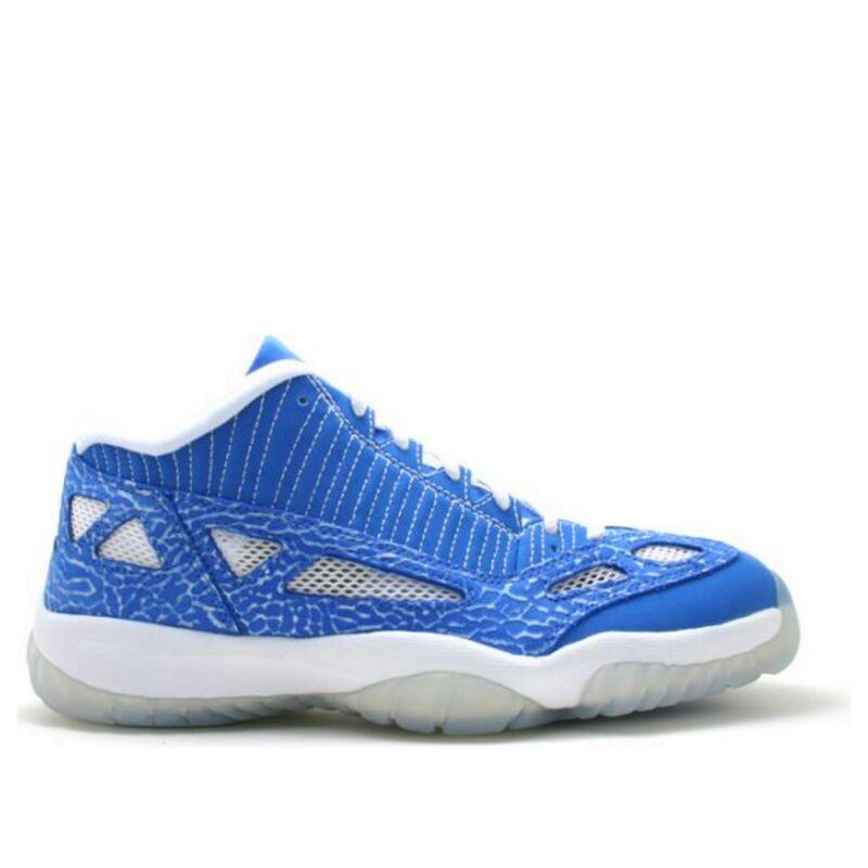 Air Jordan 11 Retro Low IE 'Argon Blue' Argon Blue/Zest-White 籃球鞋/運動鞋 (306008-471) 海外預訂