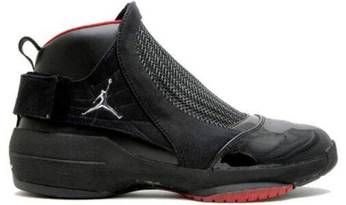 Air Jordan 19 OG 'Bred' Black/Chrome/Varsity Red 籃球鞋/運動鞋 (307546-061) 海外預訂