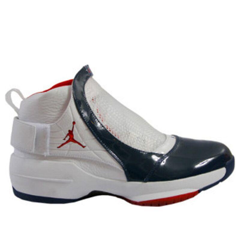 Air Jordan 19 OG 'East Coast' White/Varsity Red/Midnight Navy 籃球鞋/運動鞋 (307546-161) 海外預訂