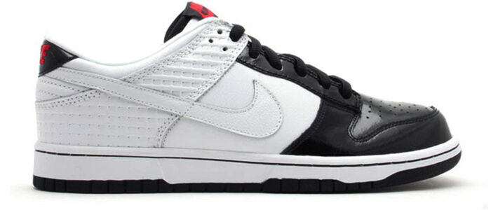 Dunk Low Premium 'Jordan Pack' White/White-Black 運動鞋 (307696-113) 海外預訂