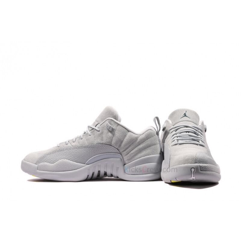 Air Jordan 12 Retro Low Wolf Grey 籃球鞋/運動鞋 (308317-002) 海外預訂