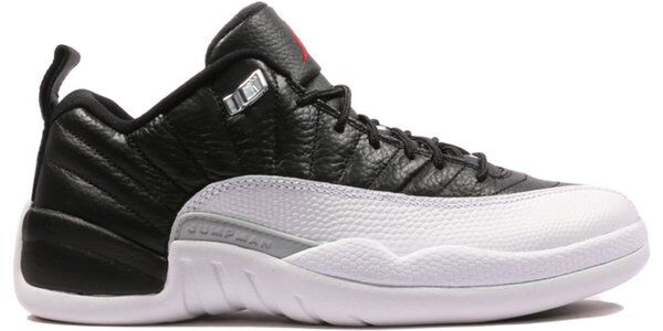 Air Jordan 12 Retro Low Playoffs 籃球鞋/運動鞋 (308317-004) 海外預訂