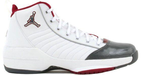 Air Jordan 19 OG SE 'East Coast' White/Flint Grey/Deep Red 籃球鞋/運動鞋 (308492-101) 海外預訂