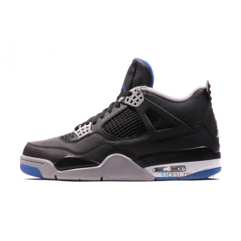 Air Jordan 4 Retro Motorsport Away 籃球鞋/運動鞋 (308497-006) 海外預訂