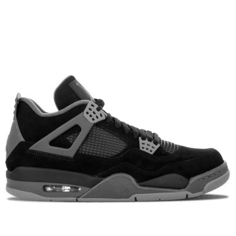 Air Jordan 4 Retro 'Cavs' Black/Safety Orange/Game Royal 籃球鞋/運動鞋 (308497-027) 海外預訂