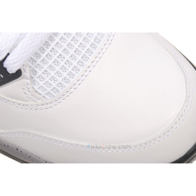 Air Jordan 4 Retro White Cement 籃球鞋/運動鞋 (308497-103) 海外預訂