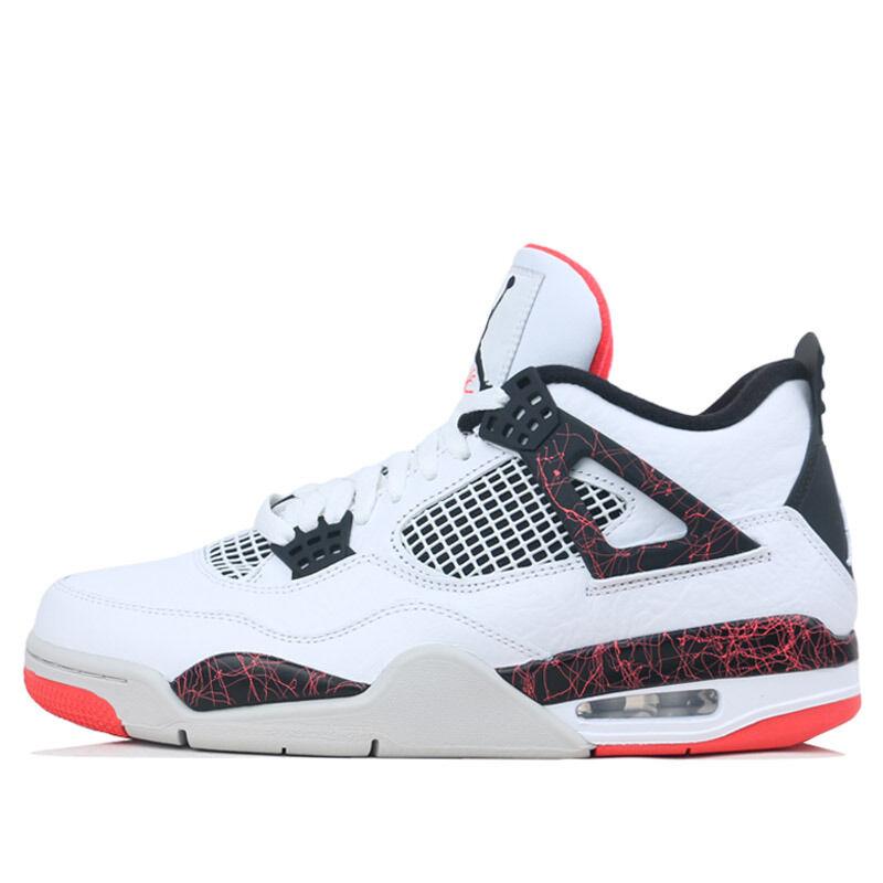 Air Jordan 4 Retro Bright Crimson 籃球鞋/運動鞋 (308497-116) 海外預訂