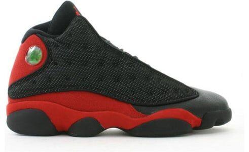 Air Jordan 13 Retro 'Bred' 2004 Black/True Red/White 籃球鞋/運動鞋 (309259-061) 海外預訂