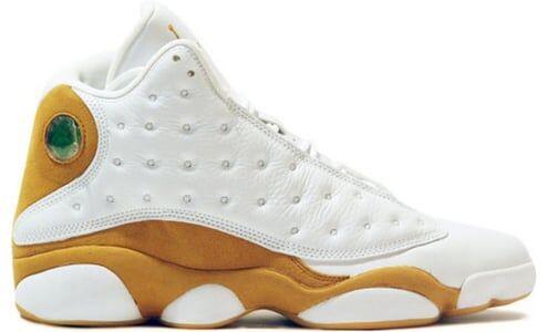 Air Jordan 13 Retro 'Wheat' White/Wheat 籃球鞋/運動鞋 (309259-171) 海外預訂