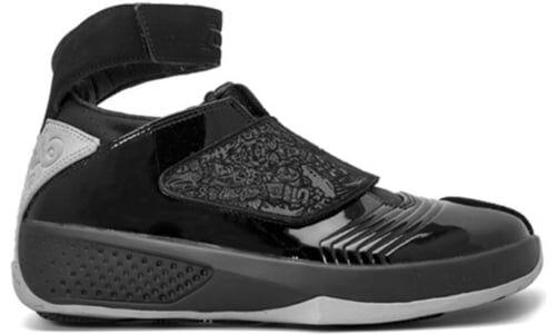 Air Jordan 20 OG 'Stealth' 2005 Black/Stealth/Varsity Red 籃球鞋/運動鞋 (310455-001) 海外預訂
