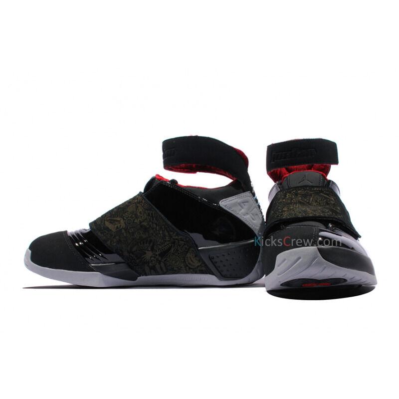 Air Jordan XX Black Stealth 籃球鞋/運動鞋 (310455-002) 海外預訂