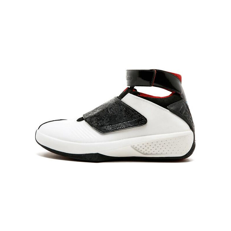 Air Jordan 20 OG 'Quickstrike' White/Black/Varsity Red 籃球鞋/運動鞋 (310455-101) 海外預訂