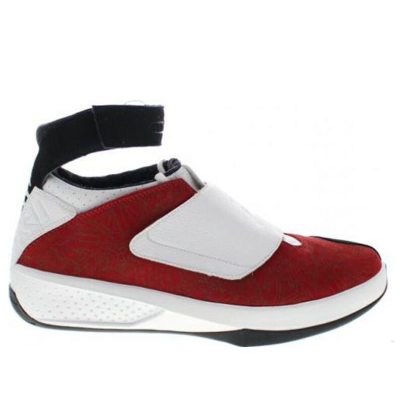 Air Jordan 20 OG 'Midwest' Varsity Red/White/Black 籃球鞋/運動鞋 (310455-102) 海外預訂