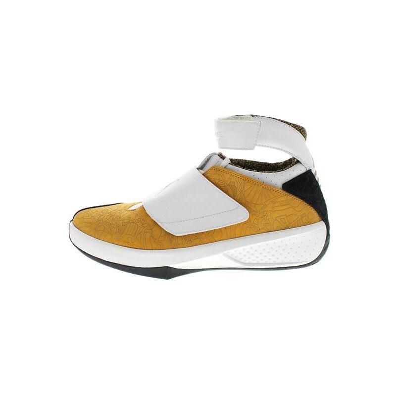 Air Jordan 20 OG 'East Coast' Chutney/White/Black 籃球鞋/運動鞋 (310455-711) 海外預訂