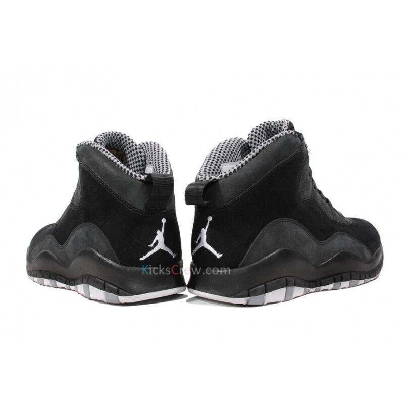Air Jordan 10 Retro Stealth 籃球鞋/運動鞋 (310805-003) 海外預訂
