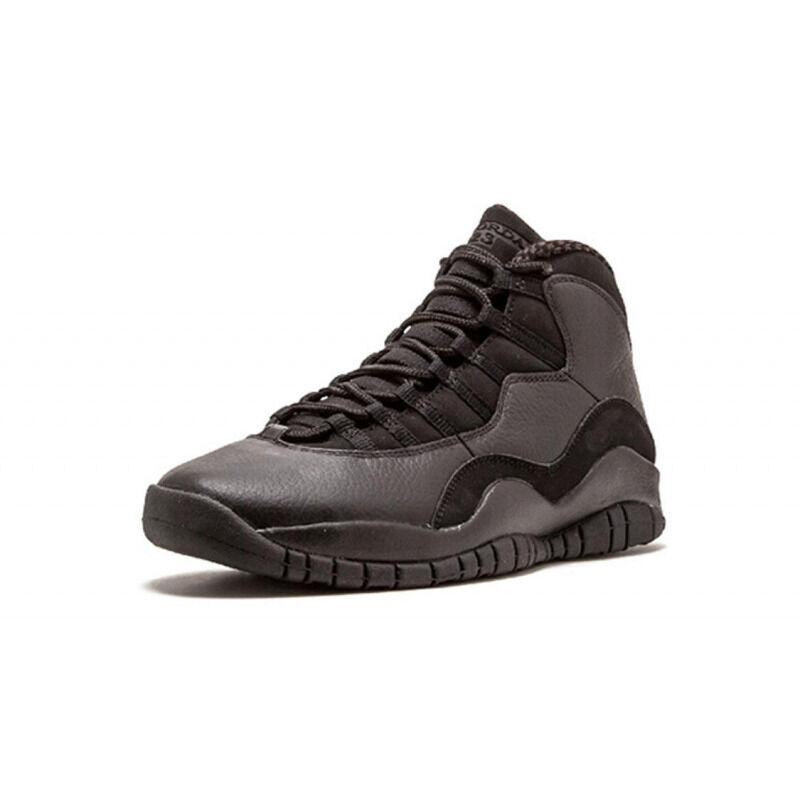Air Jordan 10 Retro 'Stealth' 2005 Black/White 籃球鞋/運動鞋 (310805-010) 海外預訂