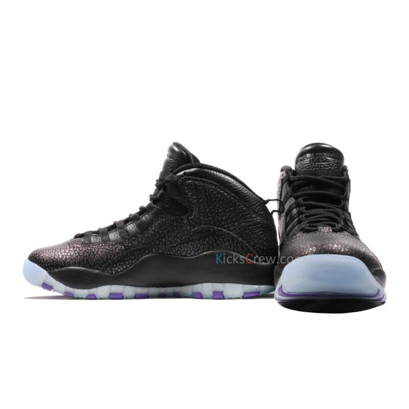 Air Jordan 10 Retro City Pack - Paris 籃球鞋/運動鞋 (310805-018) 海外預訂