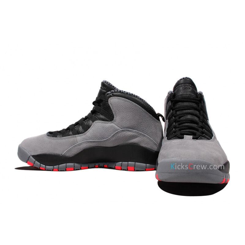 Air Jordan 10 Retro Cool Grey Infrared 籃球鞋/運動鞋 (310805-023) 海外預訂
