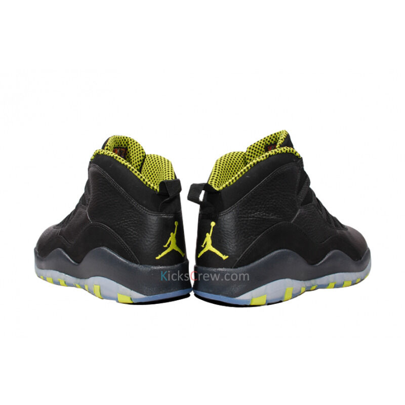 Air Jordan 10 Retro Venom Green 籃球鞋/運動鞋 (310805-033) 海外預訂