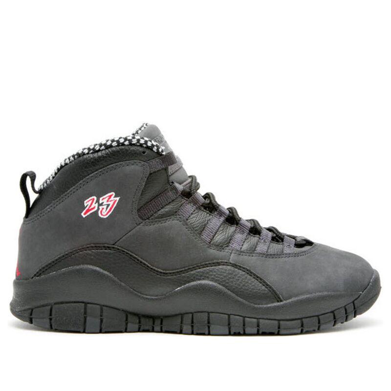 Air Jordan 10 Retro 'Countdown Pack' Black/Dark Shadow 籃球鞋/運動鞋 (310805-061) 海外預訂