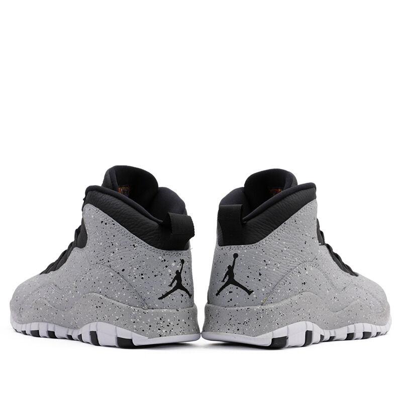 Air Jordan 10 Retro Cement 籃球鞋/運動鞋 (310805-062) 海外預訂
