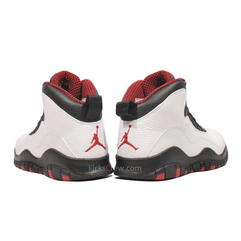 Air Jordan 10 Retro Chicago 籃球鞋/運動鞋 (310805-100) 海外預訂