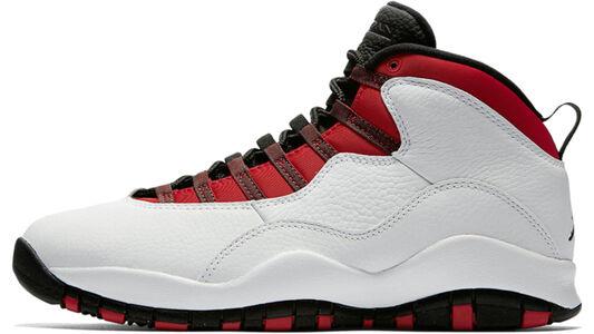 Air Jordan 10 Retro Westbrook 籃球鞋/運動鞋 (310805-160) 海外預訂