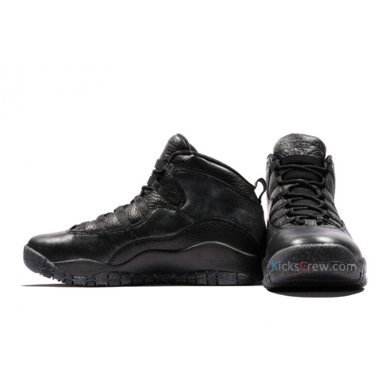 Air Jordan 10 Retro BG New York 籃球鞋/運動鞋 (310806-012) 海外預訂