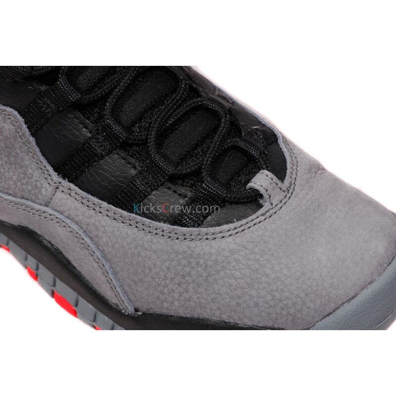 Air Jordan 10 Retro GS Cool Grey Infrared 籃球鞋/運動鞋 (310806-023) 海外預訂