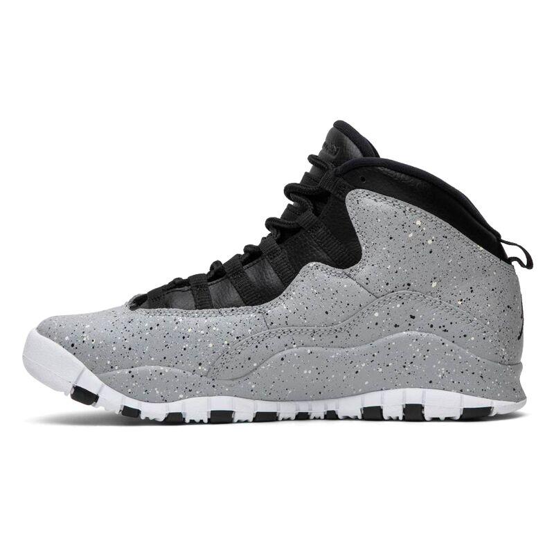 Air Jordan 10 Retro GS Cement 籃球鞋/運動鞋 (310806-062) 海外預訂
