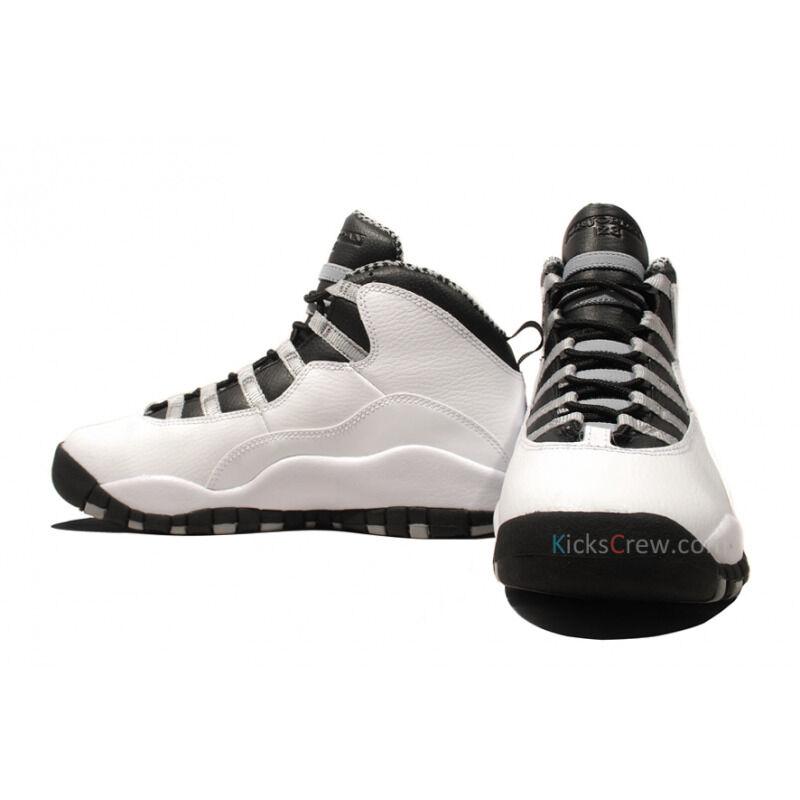 Air Jordan 10 Retro GS Steel 籃球鞋/運動鞋 (310806-103) 海外預訂