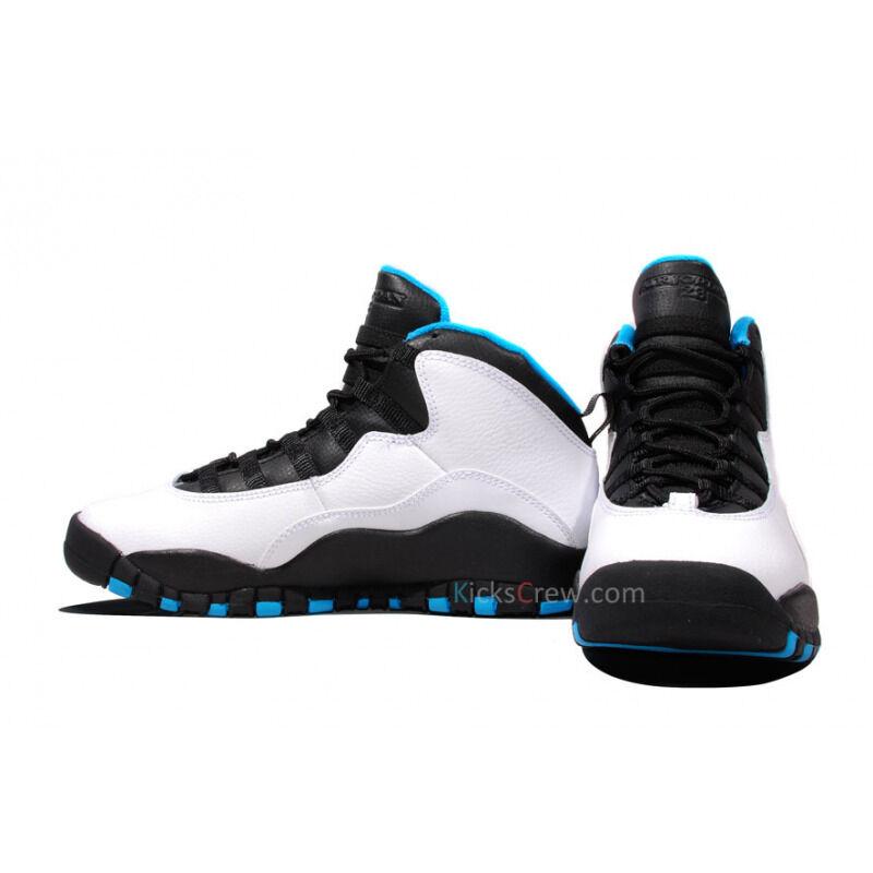 Air Jordan 10 Retro GS White Powder Blue 籃球鞋/運動鞋 (310806-106) 海外預訂