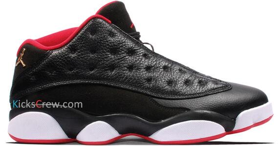 Air Jordan 13 Retro Low Bred 籃球鞋/運動鞋 (310810-027) 海外預訂