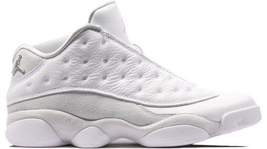Air Jordan 13 Retro Low Pure Money 籃球鞋/運動鞋 (310810-100) 海外預訂